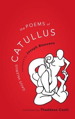 Book cover: Gaius Valerius Catullus